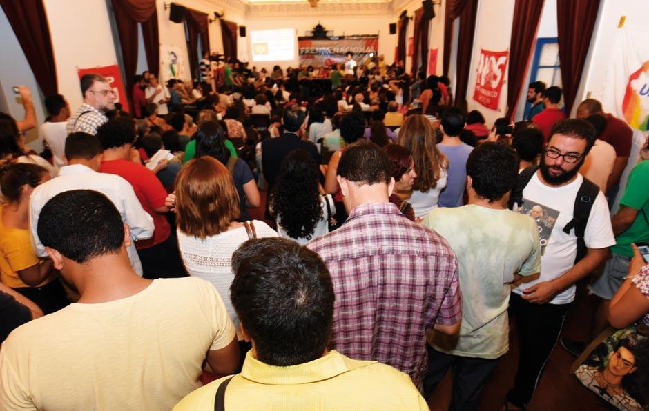 Lançada Frente Nacional contra o 'Projeto Escola sem Partido'
