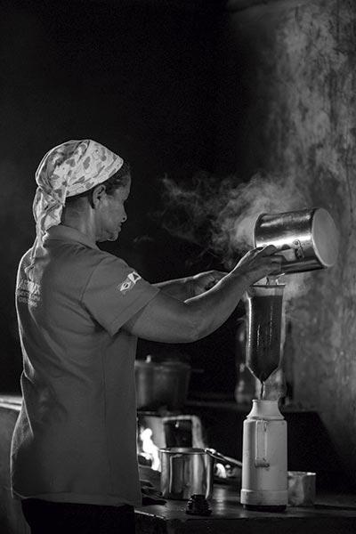 café. Felipe Abreu